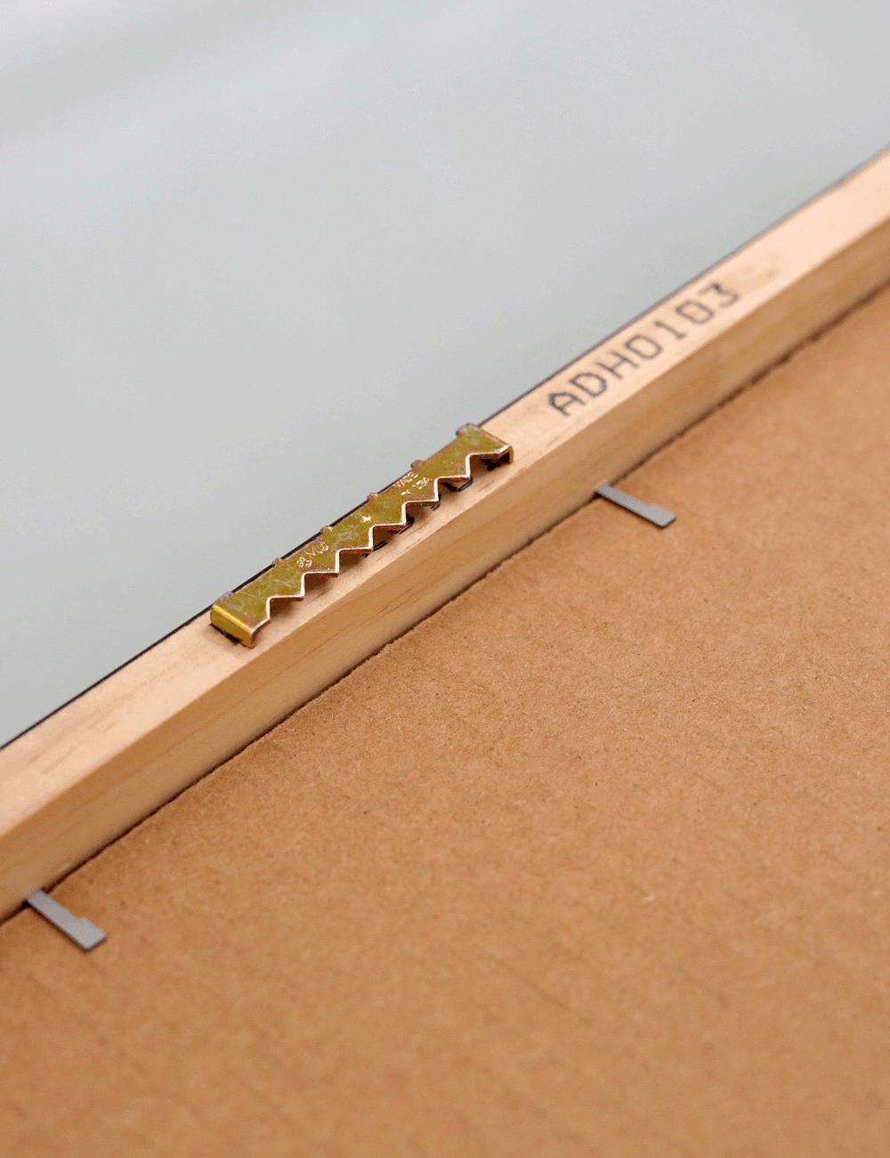 Deyana Deco - Framed poster hanging hardware