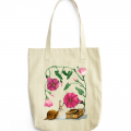 Deyana Deco - LOVE MUSIC American Apparel Tote