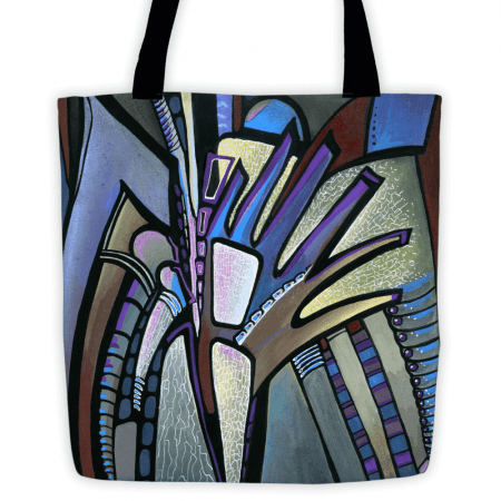 Deyana Deco - WINGS All Over Tote
