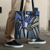 Deyana Deco - WINGS All Over Tote Shopping