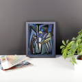 Deyana Deco - WINGS Framed Poster 8x10